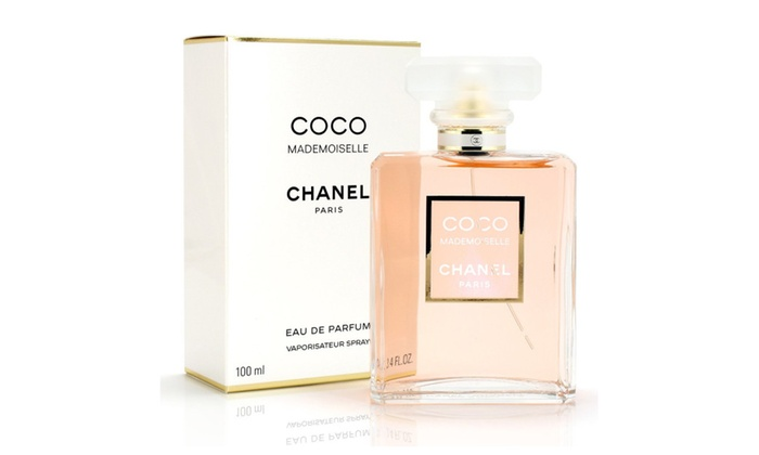 Favori Chanel Coco Mademoiselle Eau de Parfum 3.4oz/100ml | Groupon PY16