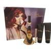 Reb'l Fleur by Rihanna for Women - 4 Pc GiftSet