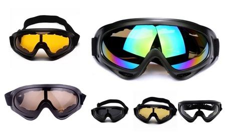 Snow Ski Anti-fog Lens Goggles Men Snowboard Snowmobile Motorcycle 84d528c6-a565-496b-9140-91dbfb80cca1