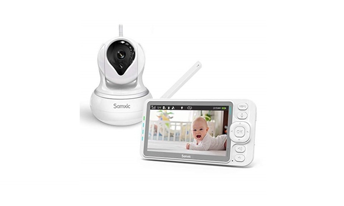 Baby Baby Safety & Health Mobicam Audio Video Baby Monitoring System New The Latest Fashion