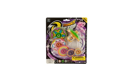 Super Spinning Top Toy with Extra Colorful Discs 8ac2ebf9-34d8-451a-a09e-ca239228adb1