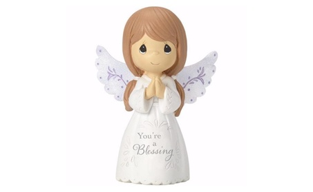 Precious Moments 192343 Figurine - Youre a Blessing Angel - 3 in. (Goods Baby, Kids & Toys Toys) photo