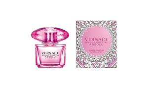 VersaceBrightCrystalAbsoluEaudeParfumforWomen(3 Fl. Oz.)