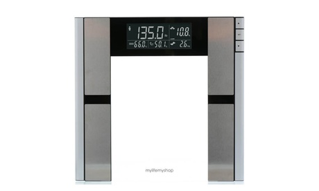My Life My Shop Digital Body Analyzer Scale