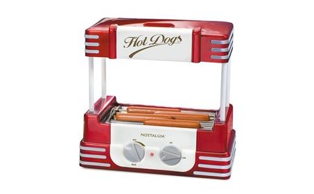 Nostalgia Electrics RHD-800 Retro Hot Dog Roller e774d354-c1f6-4d48-91ca-e4f40a898ea6