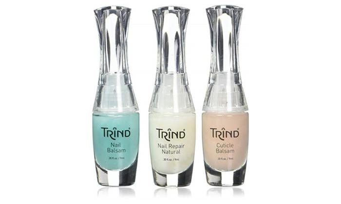 Trind Perfect Cuticle and Nail Kit   Groupon