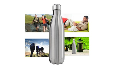 17 oz Insulated Stainless Steel Water Bottle 3d074a6d-34e7-40c0-8a12-a8c15379b5ee