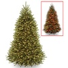 Dunhill Fir Tree 7.5' with Dual Color Lights