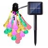 Strip Solar Water Drop Outdoor Fairy Lights Lamp