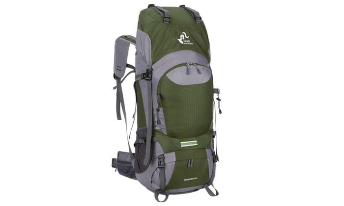60l Outdoor Sports Backpack Camping Hiking Bag Internal Frame Packs