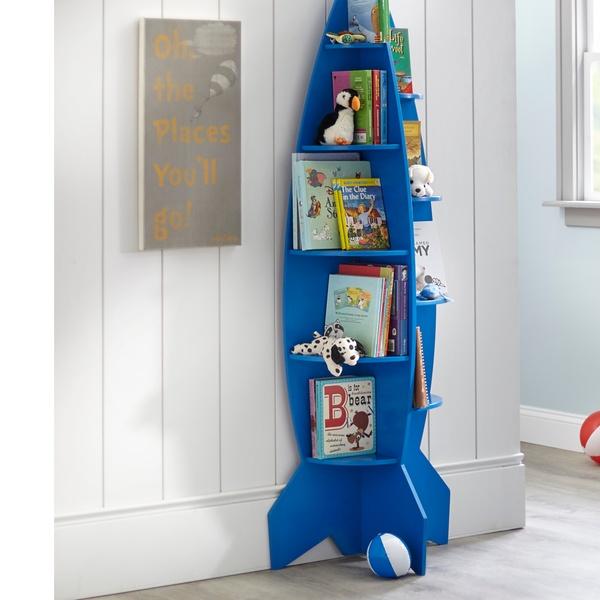 Rocket Shelves