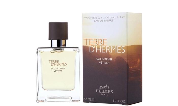 Edp D'hermes Eau Terre For Men Hermes Ml 50 1 6 Vetiver Intense Oz 4L5RA3jq