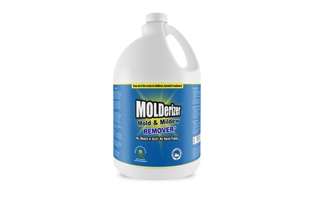Non Toxic Mold and Mildew Cleaner, Molderizer 1 Gallon 32b96449-05df-4509-89a0-069778d20cee