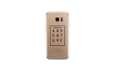 Adventure Simple Phone Case Cute Clear Phone Cover 67fe38a8-4fad-439a-8c21-e47cc30901a1