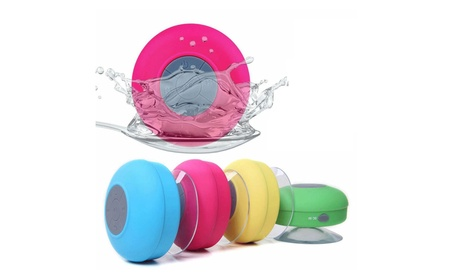 Amazing Mini Suction Waterproof Bluetooth Speaker 5fd0f920-8fc1-4adb-8667-21100b8221bd