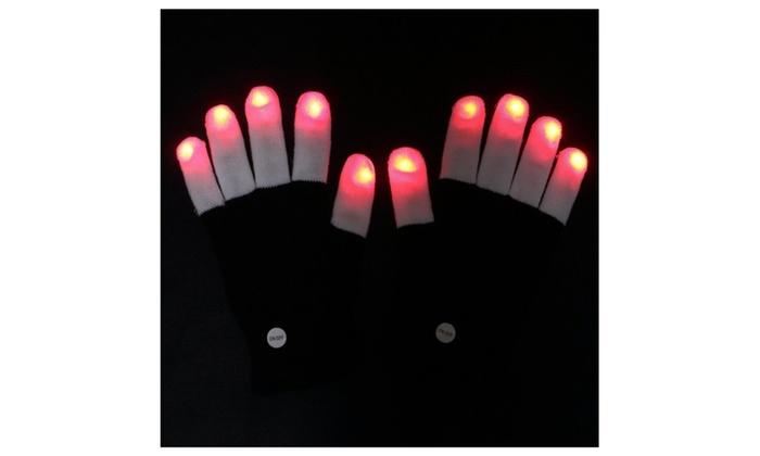 Finger light shows