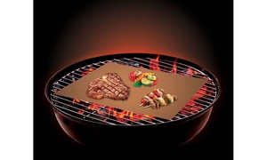 Non-Stick Copper Grill Mat (2-Pack)