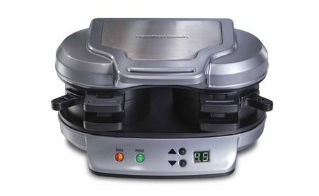 Electric Sandwich Maker Dual Breakfast Press Grill Toaster Countertop 6ef403ca-48ba-4d61-a315-8fc1389c8bb4