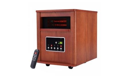 1800 Sq. Ft Electric Portable Quartz Tube Space Heater Home W/Remote 8c90f90e-b6c2-4848-9f97-f0132f497556