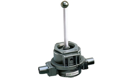 JOHNSON PUMPS 70-50005 Viking Hand Pump Thru-Deck, 1.5