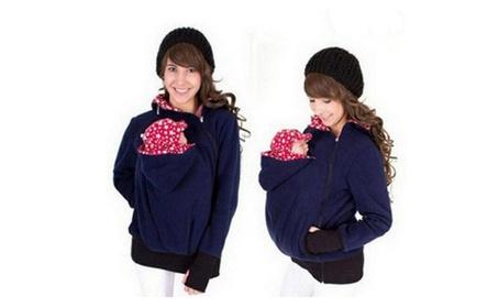 Winter Zipper Coat For Pregant Women Thickened Hoodies 436bfa79-1b16-4076-b013-8b0e1e229a64