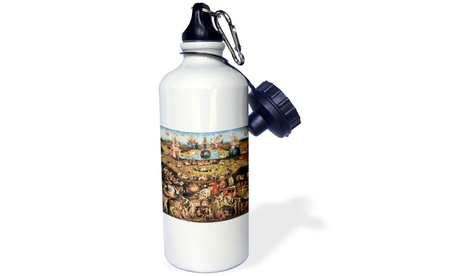 Water Bottle Garden of Earthly Delights by Hieronymus Bosch photo