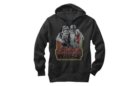 Star Wars Episode VII First Order Stormtroopers Mens Hoodie 3887f819-8cef-434b-a7fa-cb19ac530378