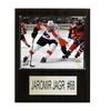 "NHL 12""x15"" Jaromir Jagr Philadelphia Flyers Player Plaque"