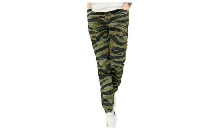 Men's Casual Graphic Printed Pants