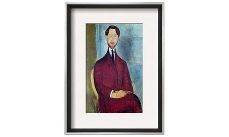 Leopold Zborowski, 1917 by Amedeo Modigliani ced5e3bd-0445-43d4-8e81-b3b9e93bb32b