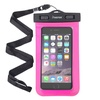 Insten Pink Waterproof Bag PVC Carrying Case Pouch for iPhone Galaxy