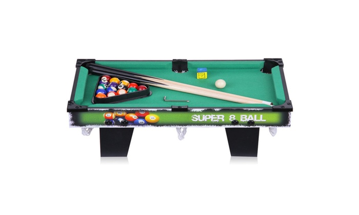 Mini Table Top Pool Game Inches Billiard Table Set With - Pool table supply store near me