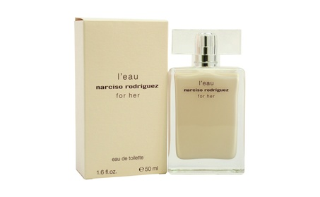 Narciso Rodriguez L'eau for Her by Narciso Rodriguez- 1.6 oz e55a79d0-5274-4c30-9c69-7fd5d4bb963b
