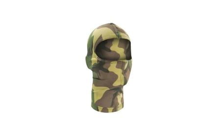 Camouflage Zan Headgear Nylon Balaclava - Army 33fad65e-c2c3-47ce-8501-701a7b6a6ce3