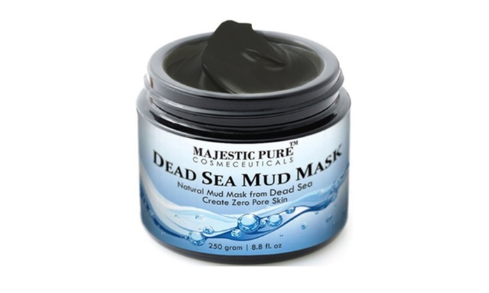 Khazar:  Dead Sea Mud Mask - Natural Mud Mask from Dead Sea