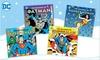 """DC COMICS SUPER HERO """"BIG BOOK"""" 4-SET"""