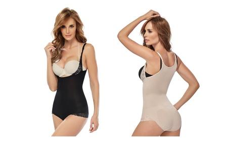 Cocoon Shapers Skin Care Body Molding Bodysuit Karina Control Abdomen