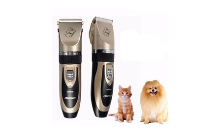 Rechargeable Pet Grooming Electric Animal Hair Shaver 6bf470a2-b508-40e3-aeed-1fd86d130794
