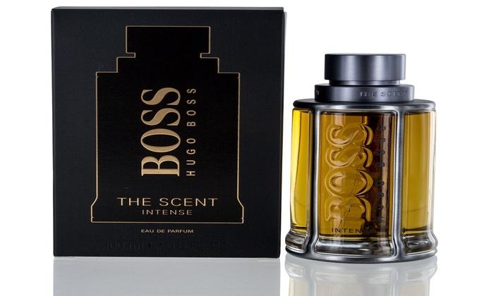 The Scent Intense By Hugo Boss Eau De Parfum Spray 33 Oz Men Groupon