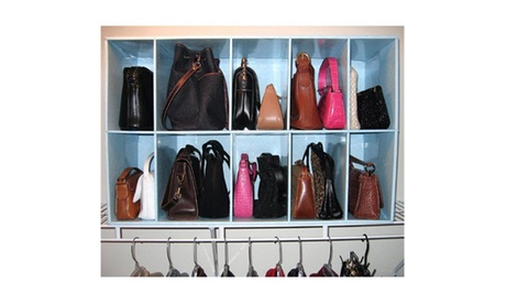 Luxury Living LL15D Luxury Living Park-a-Purse Organizer (Goods Women's Fashion Accessories Handbags) photo