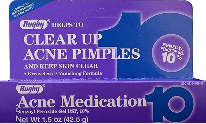 Up To 50 Off On Acne Treatment Acne Medicatio Groupon Goods