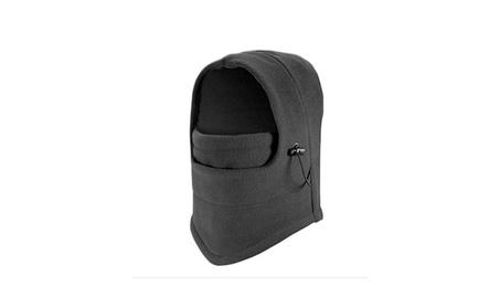 Multi Use 6 in 1 Thermal Warm Fleece Balaclava Hood Full Face Mask Hat e184652a-1f11-43a8-a54d-9a70bfc797fe
