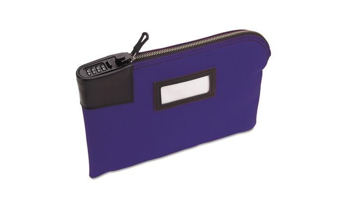 Mmf Industries Classic Combination Deposit Bag, 11 X 1 X 8 1/2