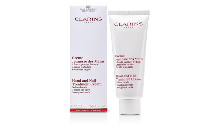 clarins hand and nail