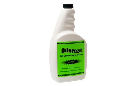 ODOREZE Natural Yard & Concrete Odor Control Spray: 32 oz. Concentrate 6aa8a67f-aa54-4b59-adba-115ca8bcee6e