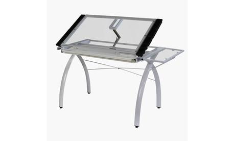 Studio Designs Futura Craft Station with Folding Shelf 4951d124-64d2-41de-a13c-f98254d1f7b6