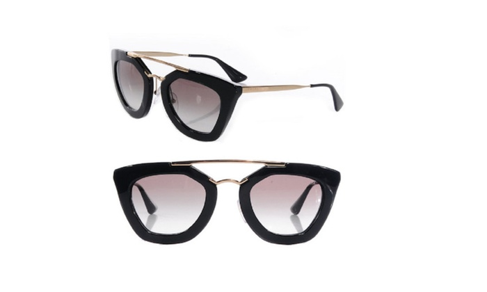 Lexi Hottest Black Gold Sunglasses