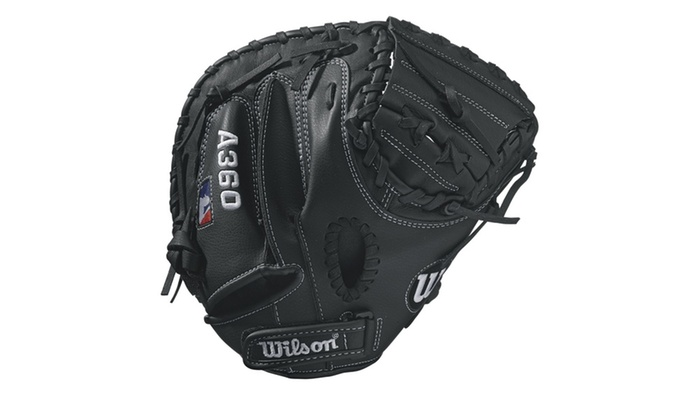 Wilson A360 31.5in Catchers Mitt-RH