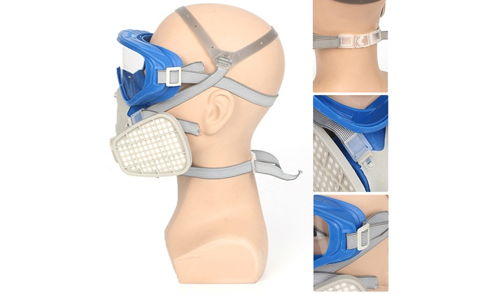Up To 75% Off on Full Face Protection Respirat    | Groupon Goods