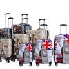 RivoLite Prints Hardside Expandable Luggage Set with Lock (3-Piece)